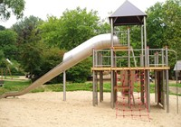 Grote speeltoren/klimtoren Gruga Essen-2