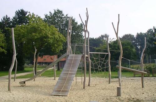 Speelcombinatie/klimtoren Rheine 1