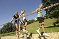 4FCircle outdoor fitnesstoestel balanceerparcours 4-3