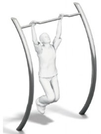 4FCircle outdoor fitnesstoestel klimrek