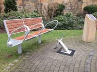 4FCircle outdoor fitnesstoestel pedalen-3