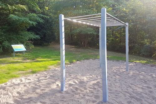 4FCircle outdoor fitnesstoestel hangladder-klein
