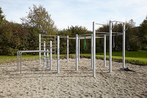 4FCircle Calisthenics station-allround
