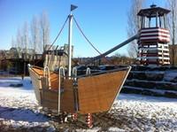 Veertoestel Schip Nautilus II-2