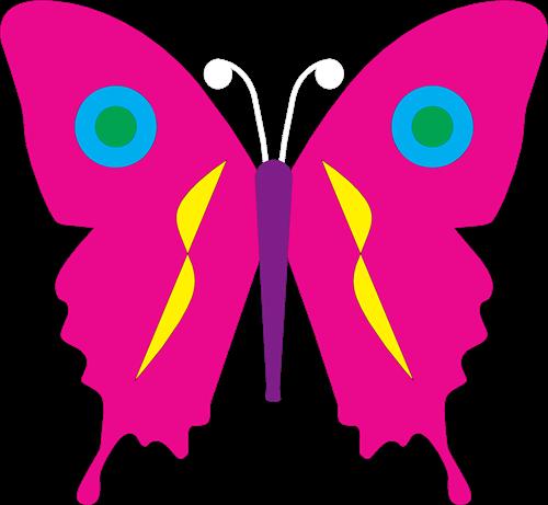 Pleinplakker Vlinder