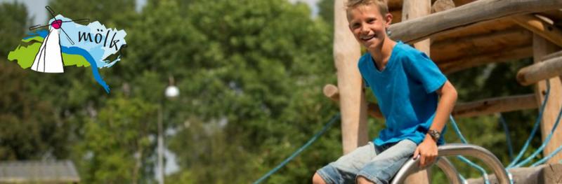 Plezierig spelen bij vakantiepark Mölke in Zuna