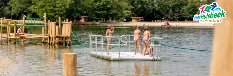 Wel of geen nat pak: balanceren boven het water blijft uitdagend