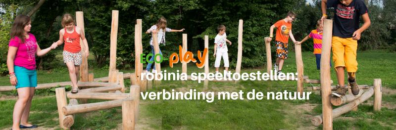 ECO-Play: de natuur als inspiratiebron