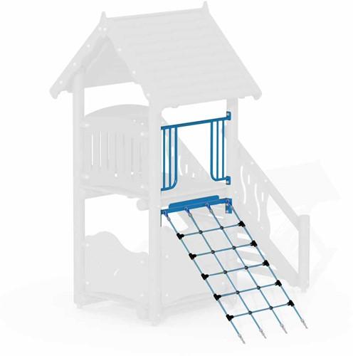 Aanbouwnet - montage in de grond (type A)