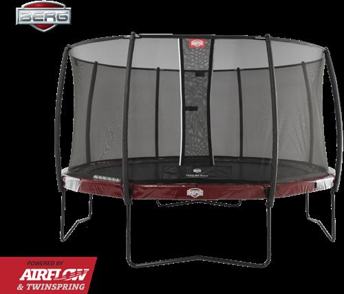 BERG trampoline Elite, diam. 330 cm.