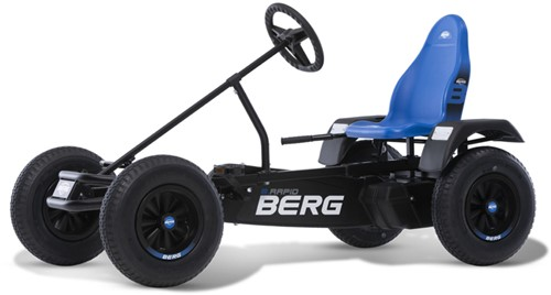 BERG XL skelter B.Rapid Blue BFR