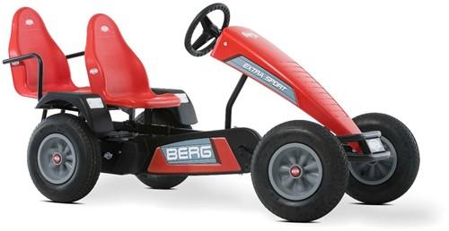 BERG duostoel Basic/Extra Red-2