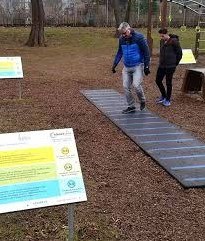4FCircle outdoor fitnesstoestel Skipping
