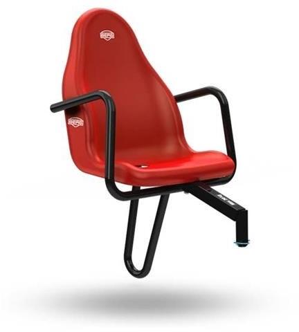 BERG Passenger seat Basic/Extra Red (duostoel)
