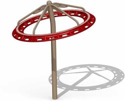 Draaitoestel Flying Spinner