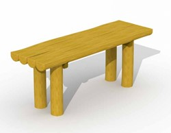 ECO-Play robinia picknicktafel