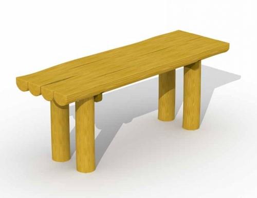 ECO-Play robinia picknicktafel