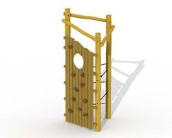 ECO-Play robinia klimtoestel Klautertoren