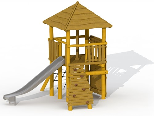 ECO-Play robinia tovertoren