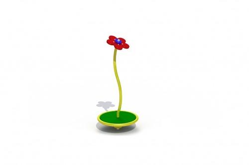 Draaitoestel Dansende bloem