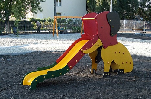 Glijbaan Safari Slide