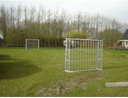 Mini voetbaldoel 150 x 100 cm