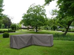 Distri-Cover loungesethoes L-hoek, afm. 250/90 x 250/90 x 70 cm