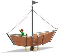 Veertoestel Schip Nautilus II