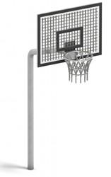 Basketbalstandaard compleet