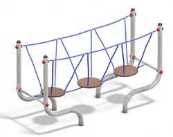 Balanceertoestel FunRun Stap-voor-Stap