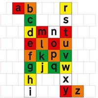 Pleinplakker Alfabet Spel