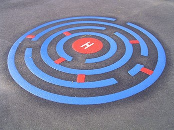 Pleinplakker Labyrinth