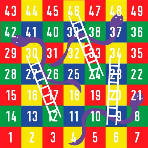Pleinplakker Ladderspel
