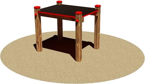 Kleine pauze tafel voor honden Pedana Small