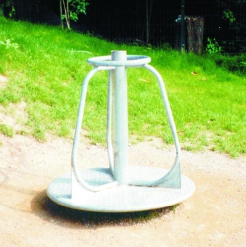 Stacaroussel verzinkt 1,0 m