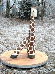 Draaitoestel Giraffe