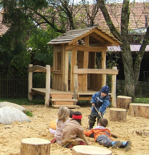 robinia speelhuis Eresing