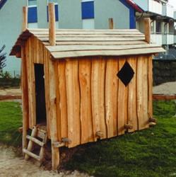 Speelhuis de hut van Oom Tom