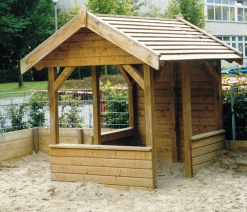 robinia speelhuis duinhut