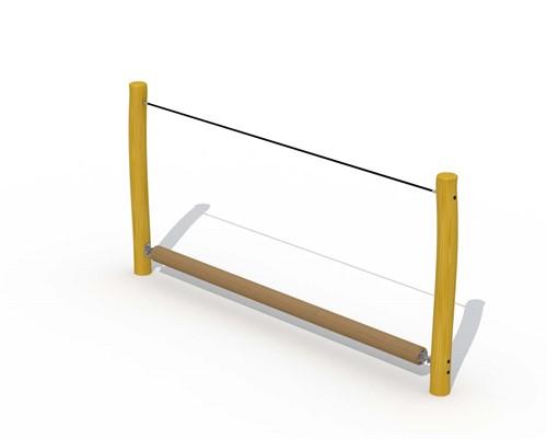 ECO-Play robinia pendelbalk