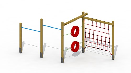 Speeltoestel Zigzag