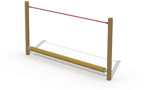 Balanceertoestel Pendelbalk