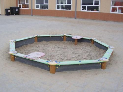 Zandbak Sahara