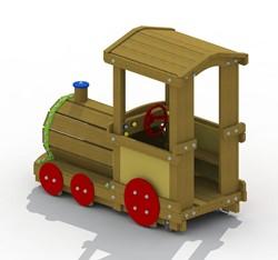 Speelelement Locomotief