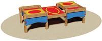 Zand- en watertafel Work