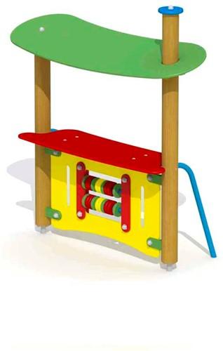 Speelelement Tinkerbel - montage op de grond (type B)
