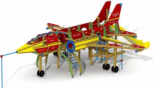 Speeltoestel Tornado Straaljager