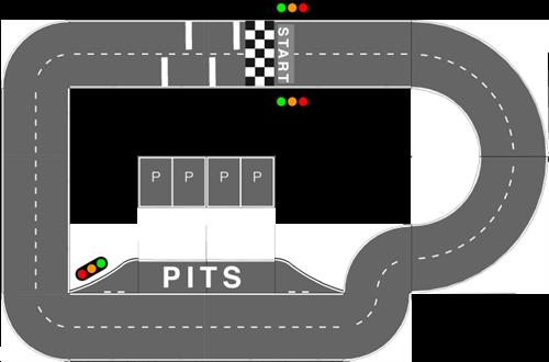 Pleinplakker Race circuit